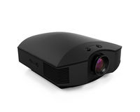 Multimedia Projector Stock Photography