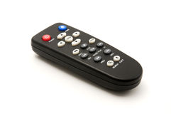 Multimedia Remote Control Royalty Free Stock Images
