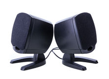 Multimedia speaker Stock Photography