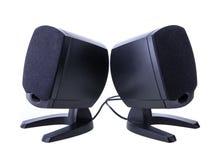 Multimedia speaker Stock Photography
