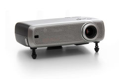 multimedialny projektor Fotografia Royalty Free