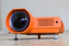 Multimedialny projektor zdjęcia royalty free