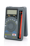 Multimeter. For measurement of voltage, a current, resistance Royalty Free Stock Image
