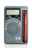 Multimeter. For measurement of voltage, a current, resistance Royalty Free Stock Photography