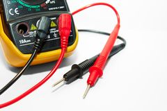 Multimeter Stock Image
