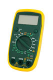 Multimeter. For a measurement of a voltage, current and resistance stock images