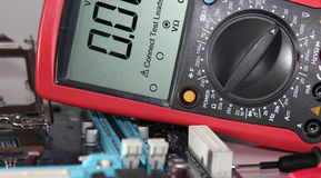 Multimeter Royalty-vrije Stock Fotografie