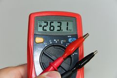 Multimeter Obraz Royalty Free