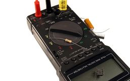 Multimeter & Components Stock Photos