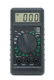 Multimeter for a measurement. Of voltage, a current, resistance Royalty Free Stock Image