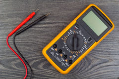 Multimeter on office Stock Photography