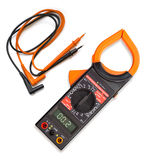 Multimeter, tester isolated Royalty Free Stock Photography