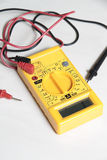 Multimeter tester Stock Photos