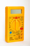 Multimeter on white background Stock Photography