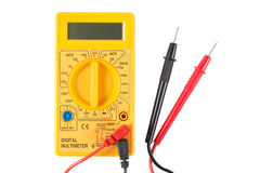 Multimeter Stock Photo