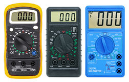 Multimeters Royalty Free Stock Images