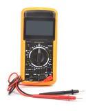 Multimètre électronique Photos libres de droits