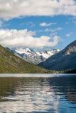 Multinskiye sjö Arkivfoto