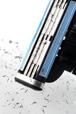 Multiple blade razor Royalty Free Stock Photography