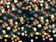 Multiple Bokeh Royalty Free Stock Photography