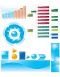 Multiple Business Diagrams Stock Photos