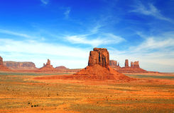 Free Multiple Buttes Of Monument Valley Royalty Free Stock Image - 10394606
