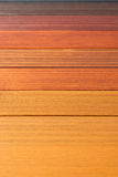 Multiple color wood texture Stock Images