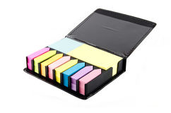 Multiple Colored Sticky Notes Royalty Free Stock Image