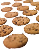 Multiple cookies Royalty Free Stock Image
