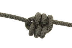 Multiple eight knot Royalty Free Stock Photography