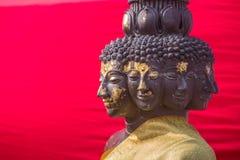 Multiple faces Buddha Royalty Free Stock Image