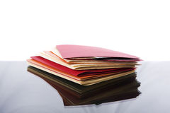 Multiple Files Royalty Free Stock Photo