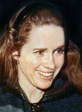 Liv Ullmann Royalty Free Stock Photography