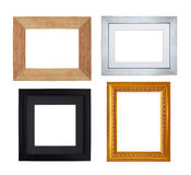 Multiple Picture frames Stock Photo