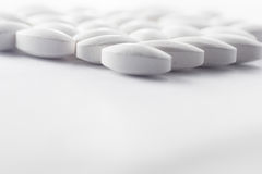 Multiple pills depicting medical treatment or pahrmaceutical ind. Ustry. High resolution image stock images