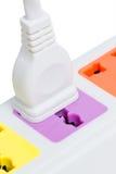 Multiple Plug Socket. Stock Image