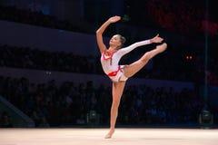 Multiple rhythmic gymnastics champion Dina Averina