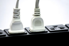 Multiple socket outlet Royalty Free Stock Photos