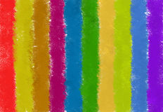 Multiple stripes of different color Stock Image