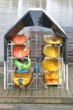 Multiple Wake board Shelter Stock Photography