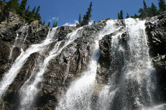 Multiple Waterfall Royalty Free Stock Photo