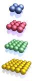 multiplikation stock illustrationer