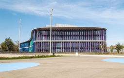 Multipurpose modern building Royalty Free Stock Photography