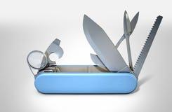Multipurpose Penknife Stock Photography