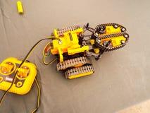 Multipurpose robot Royalty Free Stock Image