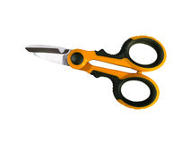 Multipurpose scissors Royalty Free Stock Images