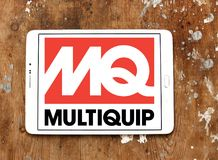Multiquip company logo Royalty Free Stock Photography