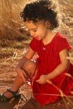 Multiraciaal kind, Royalty-vrije Stock Afbeeldingen