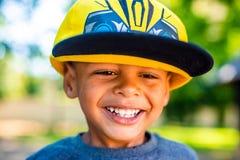 Free Multiracial African European Boy Stock Photos - 217536823