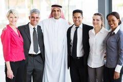 Multiracial business team Stock Photography